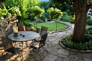 Merveilleux Patios And Gardens Professionally Created Throughout Worcester, Malvern And  The Surrounding Areas.