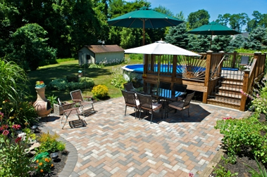 Yates patios and gardens patios for Landscaping rocks virginia beach